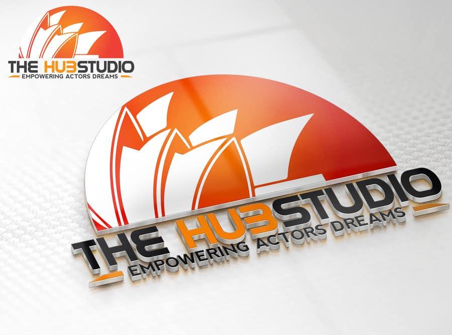 Конкурсная заявка №5 для Logo Design for Acting Studio