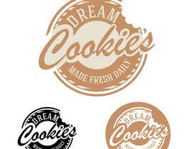 #30 untuk Logo for a cookie company oleh SouthArtel