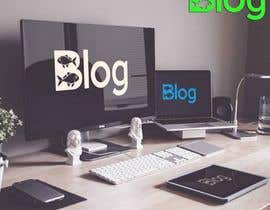 #37 untuk logo design for blog oleh robsonpunk