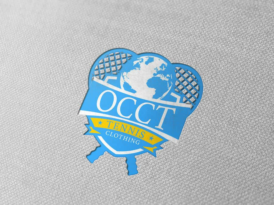 Penyertaan Peraduan #7 untuk Clothing Brand Logo - Texas Tennis Center
