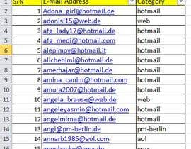 #101 for Emails into excel by rahimakhatun752