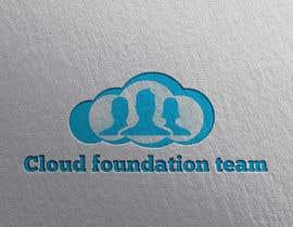 #63 for Create a team logo for Cloud Development team af midouu84