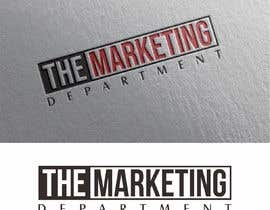 #146 for Design a logo - The Marketing Department by angaangung