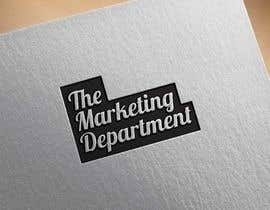 #136 for Design a logo - The Marketing Department by mindreader656871