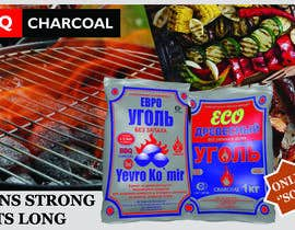 #15 para Visual design(ad) for Charcoal briquette por foujdarswati6