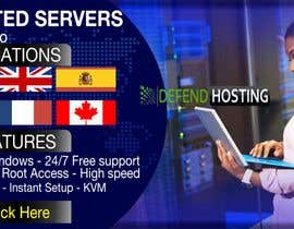 #9 for Banners for hosting service by youshohag799