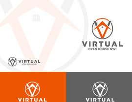#94 untuk Virtual Open House - Logo oleh aonedesignz
