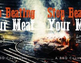 #106 for BBQ Cookbook Cover Contest af EkVor