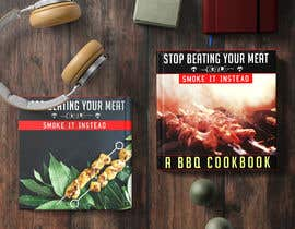 #35 for BBQ Cookbook Cover Contest af sbh5710fc74b234f