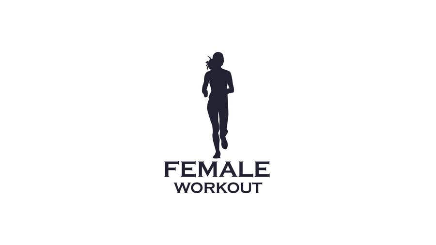 Contest Entry #24 for I need a logo designed for a female Workout clothing. Its perferred if its something simple, but if you have a great design shoot it my way.