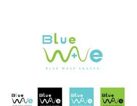 #152 for Blue Wave, Blue Wave Health, Blue Wave Snacks by alaa707