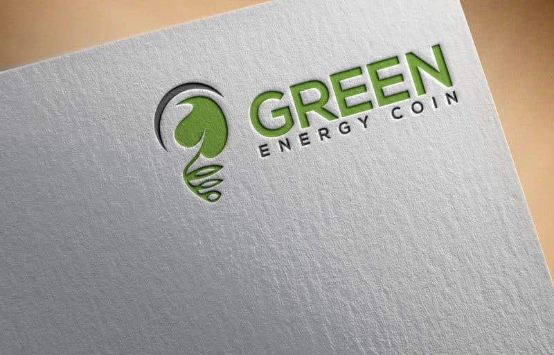 Contest Entry #165 for Design des Logos GREEN ENERGY COIN