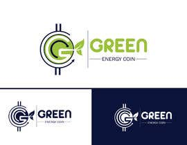 #322 untuk Design des Logos GREEN ENERGY COIN oleh TuttiFruitti1