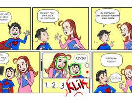 nº 4 pour Indonesian Comic Strip par papadj