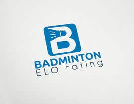 nº 58 pour Icon/Logo for Badminton Rating Site par logodesign24