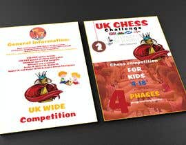 nº 17 pour Flyer and Infographic for Chess Competition par subir92