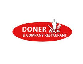 #25 Doner and company Restaurant Logo részére ammarsohail702 által