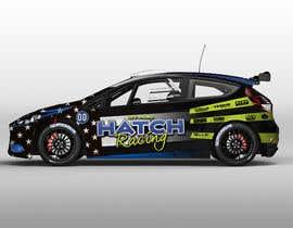 #56 для Rally Car Vehicle Wrap от wilsonomarochoa