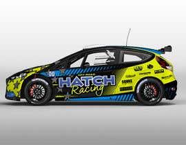 #65 для Rally Car Vehicle Wrap от wilsonomarochoa