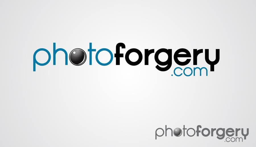 Contest Entry #88 for Logo Design for photoforgery.com