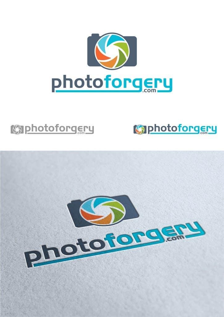Proposition n°119 du concours Logo Design for photoforgery.com