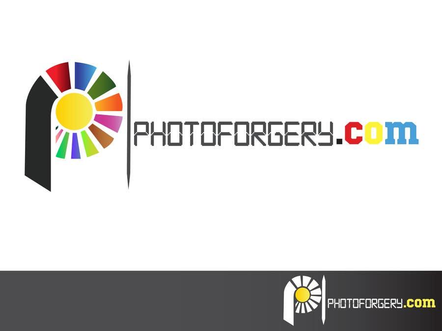 Proposition n°3 du concours Logo Design for photoforgery.com
