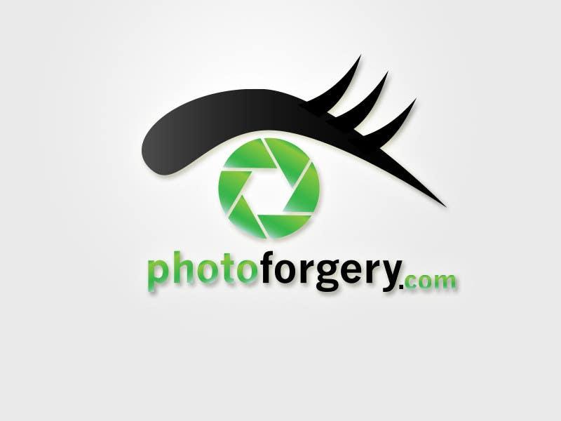Proposition n°122 du concours Logo Design for photoforgery.com