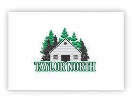 #362 untuk Taylor North Logo oleh gjorgjipetkovski