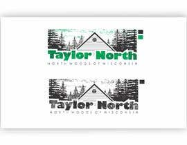 #367 untuk Taylor North Logo oleh gjorgjipetkovski