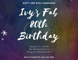 #13 for Birthday Invitation af muhammadabrar335