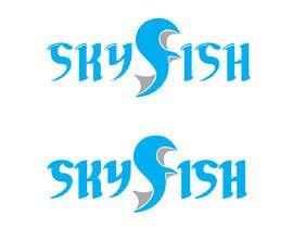 #33 untuk Design a simplified Logo for brand SkyFish oleh fiq5a69f88015841