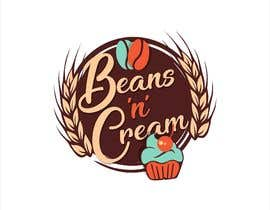 """harmeetgraphix tarafından Design a Logo Design  for an Upcoming Bakery to be named as 'BEANS N CREAM"""" with complete Visual Language(Typography, Colors-Palette) için no 120"""