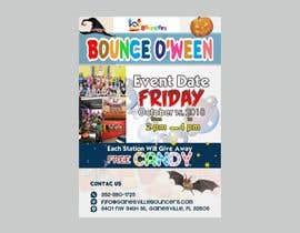 nº 43 pour Children's Bounce House Graphic Design par yunitasarike1