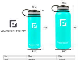 #19 for product Infograph for a water bottle by mechanicstrange