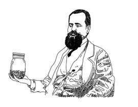 nº 4 pour Line drawing of John Landis Mason. par berragzakariae