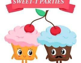 #7 untuk Create a logo for my kids party business. ( Sweet-T Parties ) oleh DesignTechies46