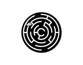 Nro 7 kilpailuun Design for popsocket item, mouse maze käyttäjältä Rindzy
