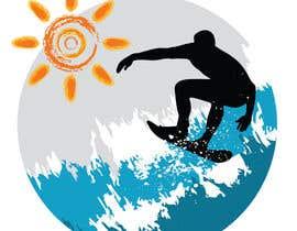 #14 para Design for a popsocket item, surfs up dude por aga5a2985f45d9e4