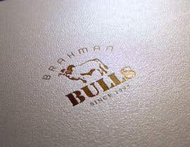 #31 for We sell Brahman bulls and want to create a logo for our business named ( Burdekin Brahmans ) something that represents our business. Our bulls are bred on the Burdekin river and wanted to include a Brahman bull, river or something simple. by rezaulislam728