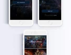 #14 для Design a Mobile App от Isha3010