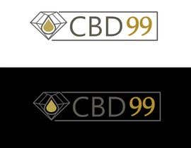 #13 for Design a subsiduary logo for CBD 99 af gideon8