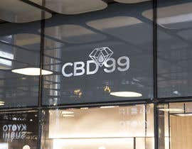 #90 for Design a subsiduary logo for CBD 99 af mufaysal365