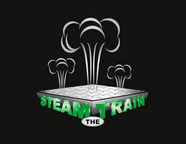 #317 dla Logo Design for, THE STEAM TRAIN. Relax, we've been there przez dimitarstoykov