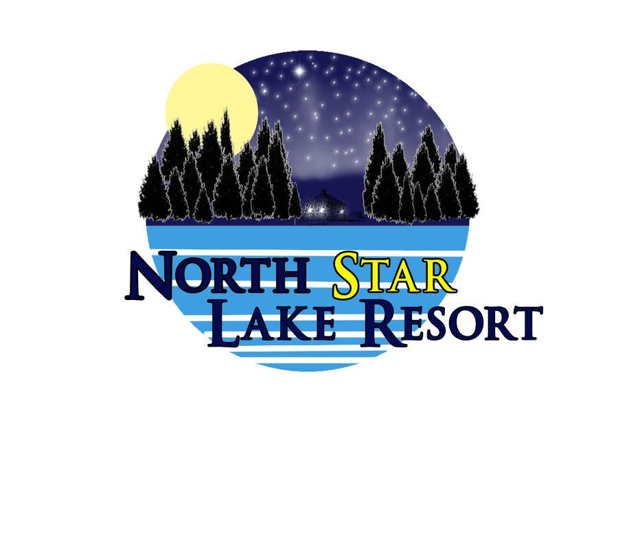Proposition n°23 du concours Logo Design for A northwoods resort in Minnesota USA called North Star Lake Resort