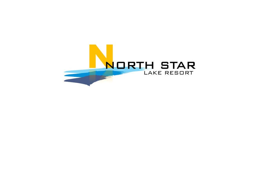 Proposition n°62 du concours Logo Design for A northwoods resort in Minnesota USA called North Star Lake Resort