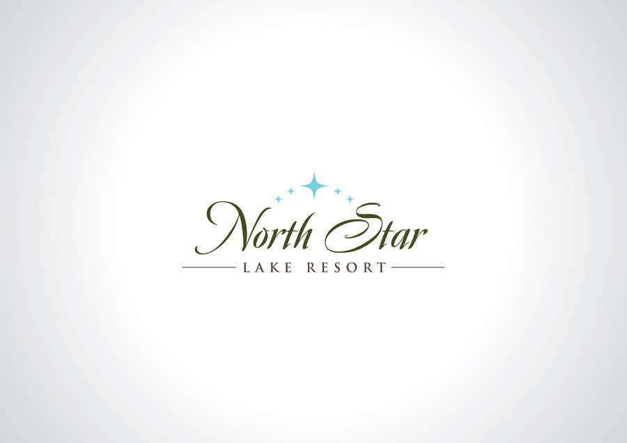 Proposition n°126 du concours Logo Design for A northwoods resort in Minnesota USA called North Star Lake Resort
