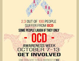 #23 for Flyer for OCD awarness week by tahmidula1