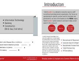 #5 para Company Corporate Brochure de TEDesign48