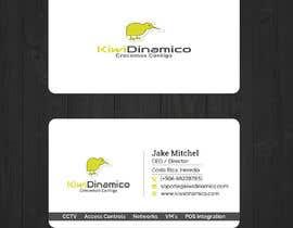 Nro 407 kilpailuun Kiwi Business Card Design käyttäjältä looterapro01