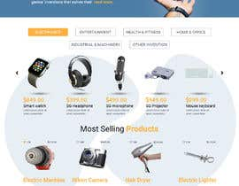 #25 for ecommerce website home page redesign af mdziakhan